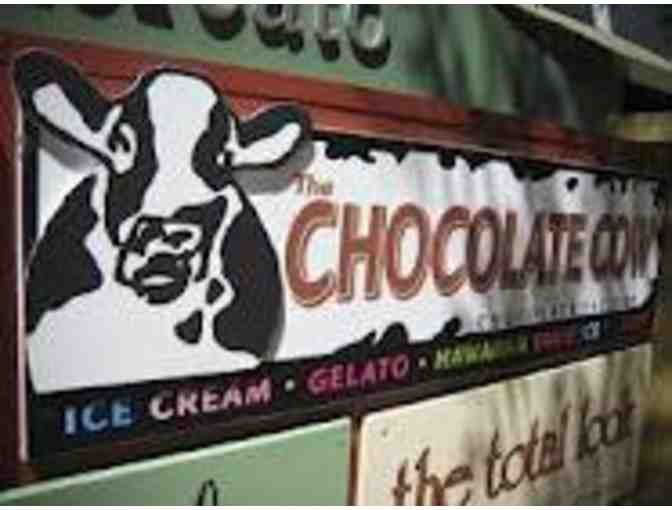 $25 Gift Certificate to The Chocolate Cow in Sonoma, CA