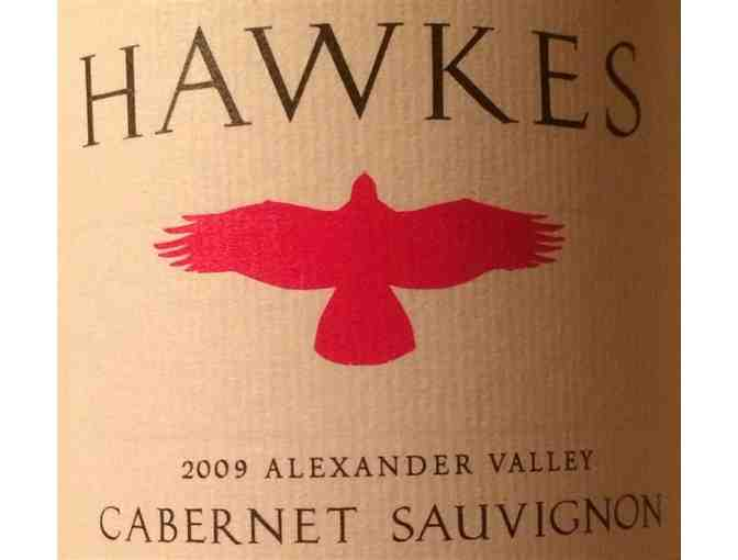 Signed Magnum 2009 Hawkes Alexander Valley Cabernet Sauvignon