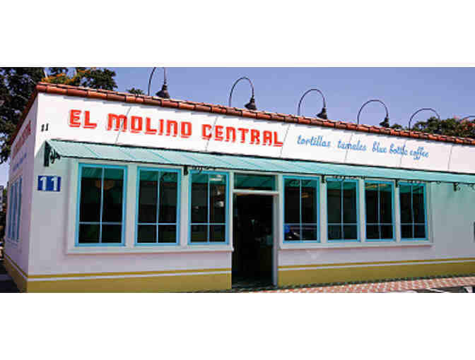Dinner for Two at El Molino Central - Photo 1