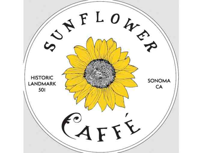 $50 Gift Certificate to Sonoma's Sunflower Caffe - Photo 1