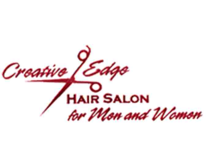 Creative Edge Hair Salon & Spa Certificate - Photo 1