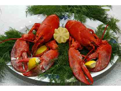 Lobster Dinner for 2 at the Riverway Lobster House