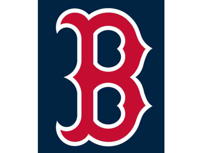2 Boston Red Sox Tickets - State Street Pavilion  Club Seats - Photo 1