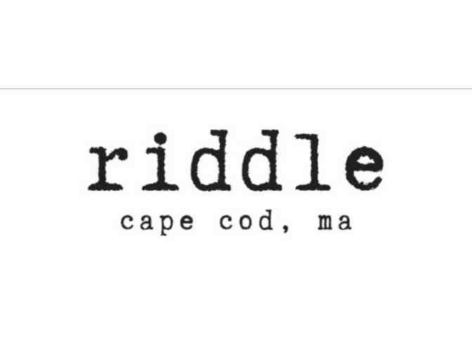 2 Passes to Riddle Cape Cod - Escape Rooms - Photo 1