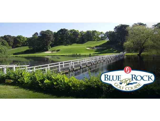 2 Rounds of Golf at Blue Rock Golf Course with Cart - Photo 1
