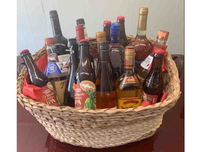 A Basket of Booze - Photo 1