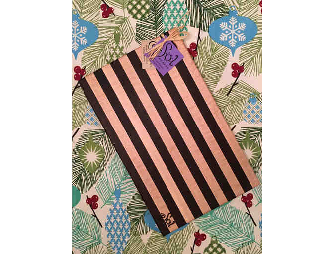 "Handmade Cutting Board from local crafter Sol Boards, 10"" x 16"" - Photo 1"