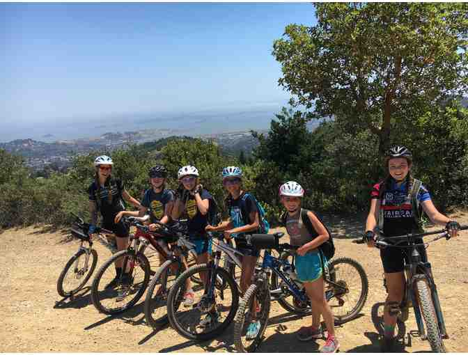 Fairfax Cycling Camp - 1 week of camp