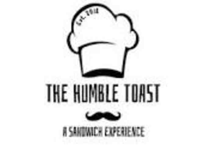 $80 toward Dinner at the Humble Toast - Photo 1