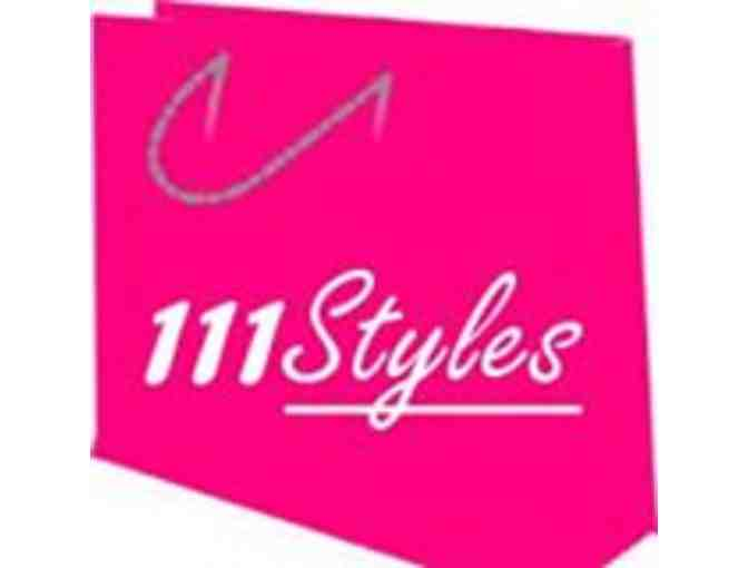 111 Styles: Personal Style Consultation and $50 Gift Card - Photo 1