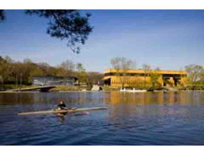 Community Rowing: Six Introductory Adult Rowing Classes