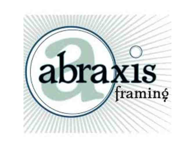 Abraxis Framing: $100 Gift Certificate - Photo 1
