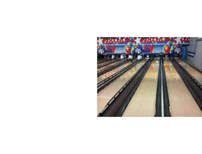 Bowling, Foosball, Beer & Pizza  - Dad's Night hosted by Roshen Menon & Dana Ehrlich