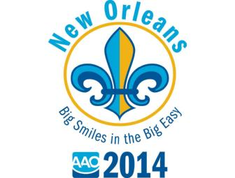 AAO Annual Session 2014 New Orleans Package #1