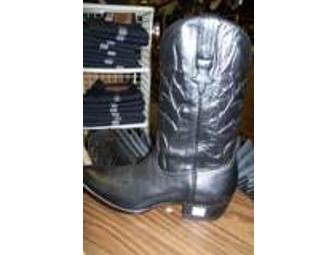 Chris Romero Men's Handrafted Leather Boots
