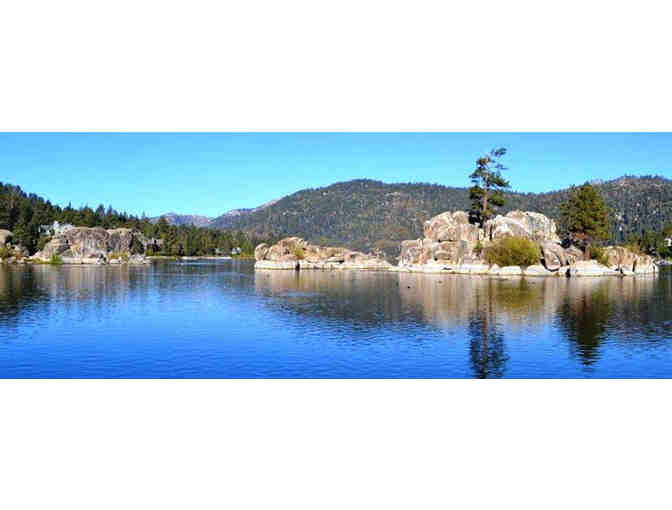 Two Nights of Luxury in Big Bear & a Cruise on the Big Bear Queen
