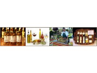 Gourmet Olive Oil Gift Certificate $100 - B