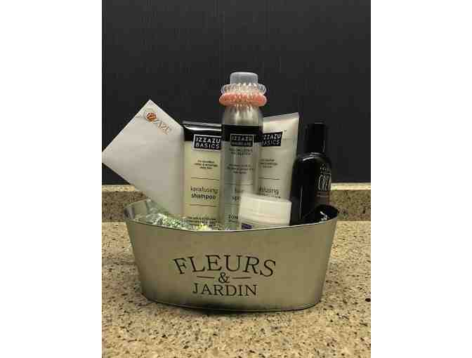 Izzazu Salon Haircut, Color and Gift Basket - Photo 1
