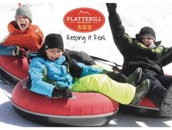 2 Snowtubing Vouchers to Plattekill Mountain in Roxbury, NY - Photo 1