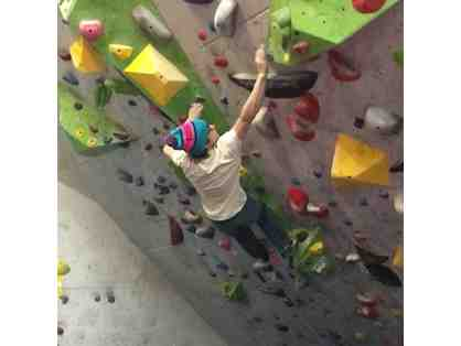 2 Day Passes to BC's Climbing Gym in New Paltz, NY