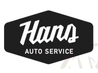 $100 Gift Certificate to Hans Auto Service in New Paltz, NY