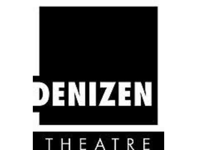 Pair of tickets to a show from 2020/21 season at Denizen Theatre - Photo 1