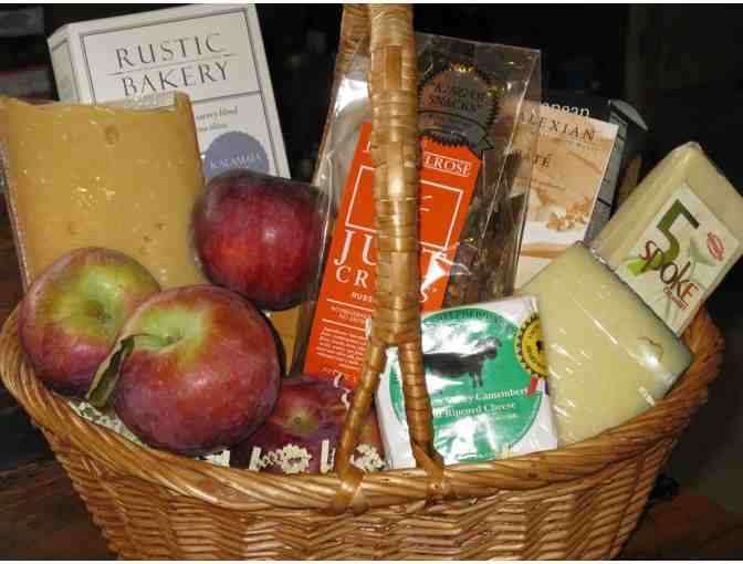 Cheese Louise Gourmet Foods Basket - Photo 1