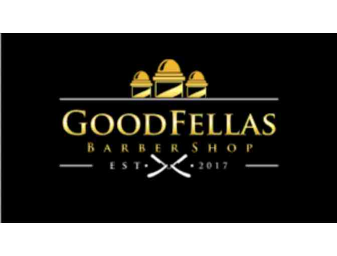 $50 Gift Card to Goodfellas Barber Shop - Photo 1