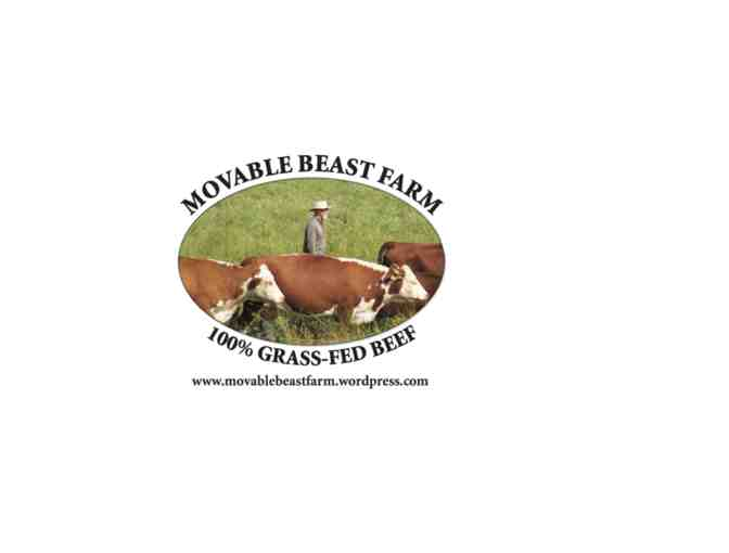 10 lbs of 100% Grass-Fed Ground Beef from Movable Beast Farm - Photo 4