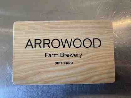 $25 Arrowood Farm Brewery Gift Certificate