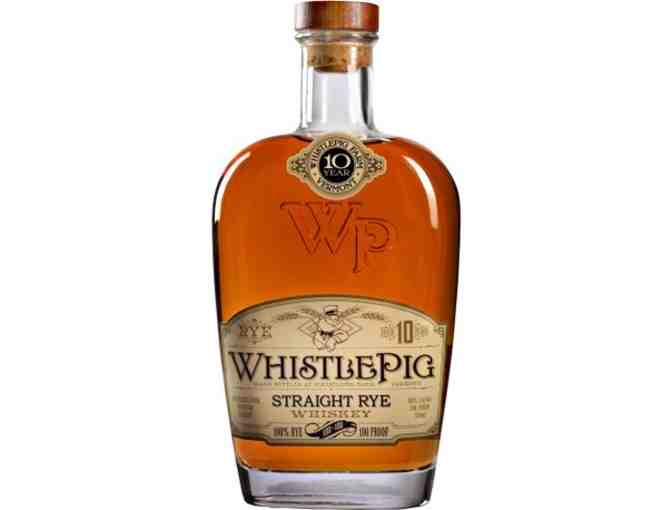 10 year Whistlepig whisky - Photo 1