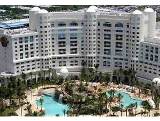 2 Days/ 1 Night at the Seminole Hard Rock Casino Hollywood