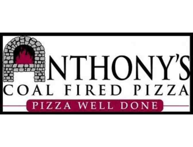 $25 Gift Certificate to Anthony's Coal Fired Pizza