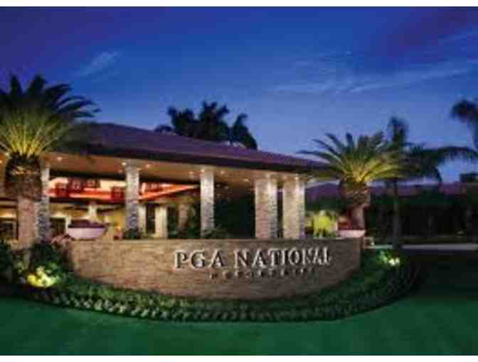 Round of Golf for Four People at PGA National Resort and Spa