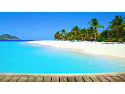 7 Night Stay at the Palm Island Resort in The Grenadines ADULTS ONLY DEPENDING ON SEASON