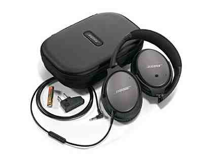 BOSE Acoustic Noise Cancelling QuietComfort 25 for Apple Devices