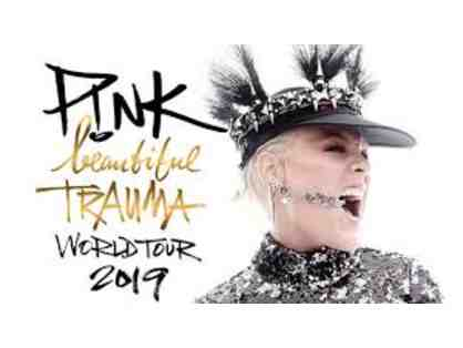 2 PINK: Beautiful Trauma World Tour at Sunrise, FL Friday, March 1, 2019