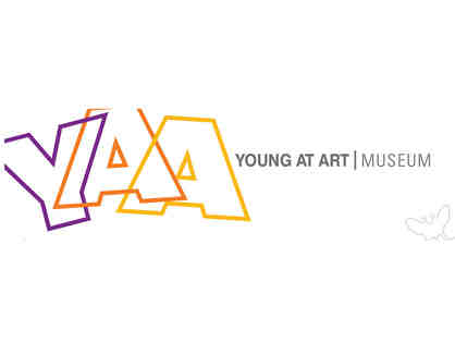 4 Passes for Young at Art Museum