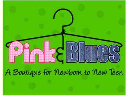 $25 Gift Certificate to Pink and Blues