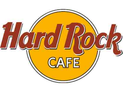 $100 Gift Card to Hard Rock Cafe