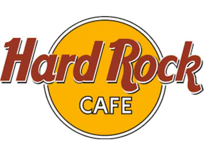 $100 Gift Card to Hard Rock Cafe - Photo 1