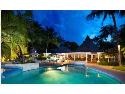7 nights at The Club, Barbados