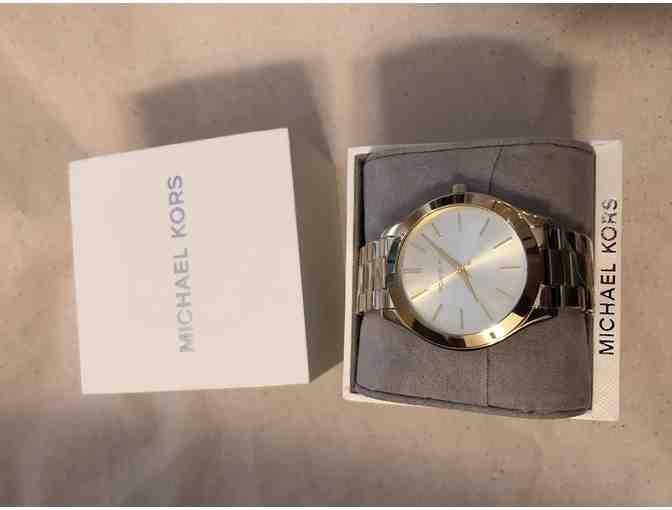 Brand New Michael Kors Gold Watch