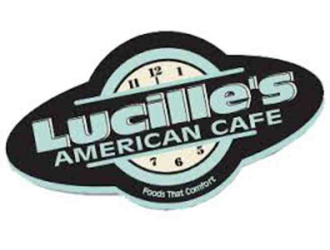 $25 Gift Certificate to Lucille's American Cafe - Photo 1