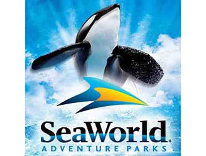 4 Tickets to SeaWorld Orlando