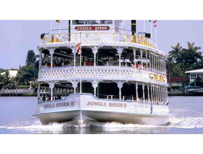 2 Tickets to the JUNGLE QUEEN Riverboat - Photo 1