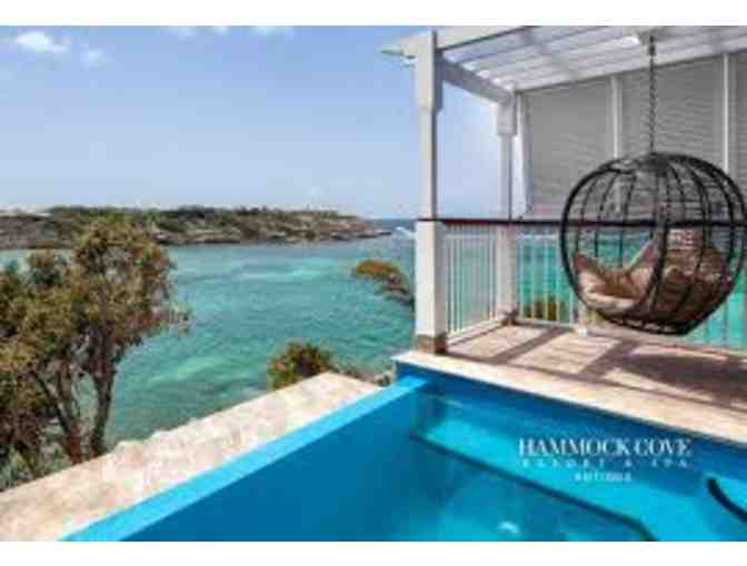 7 Nights of Luxury Waterview Villa Accommodations at Hammock Cove Resort and Spa Antigua