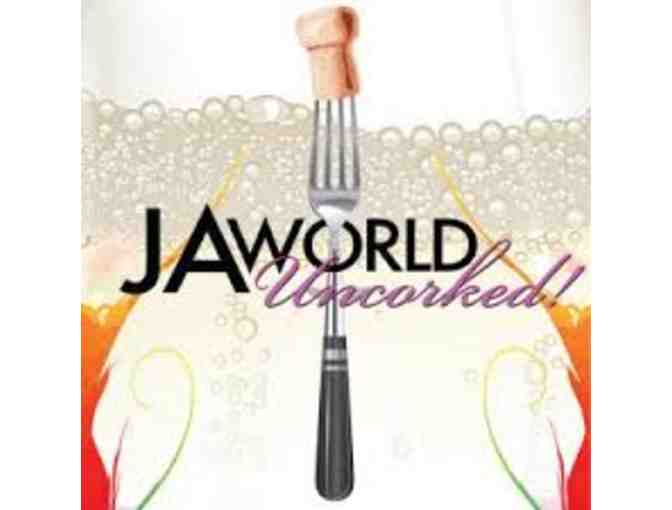 2 Tickets to 2020 JA Uncorked Gift Signature Event
