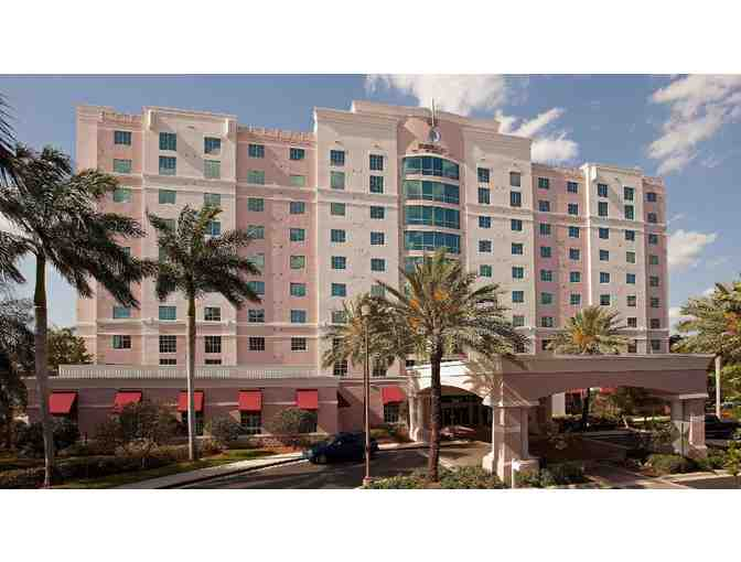 3 Days/ 2 Night Stay with Breakfast at the Doubletree by Hilton Sunrise/Sawgrass