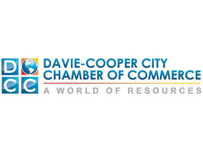 One Year Davie-Cooper City Chamber of Commerce Membership for a Small Business